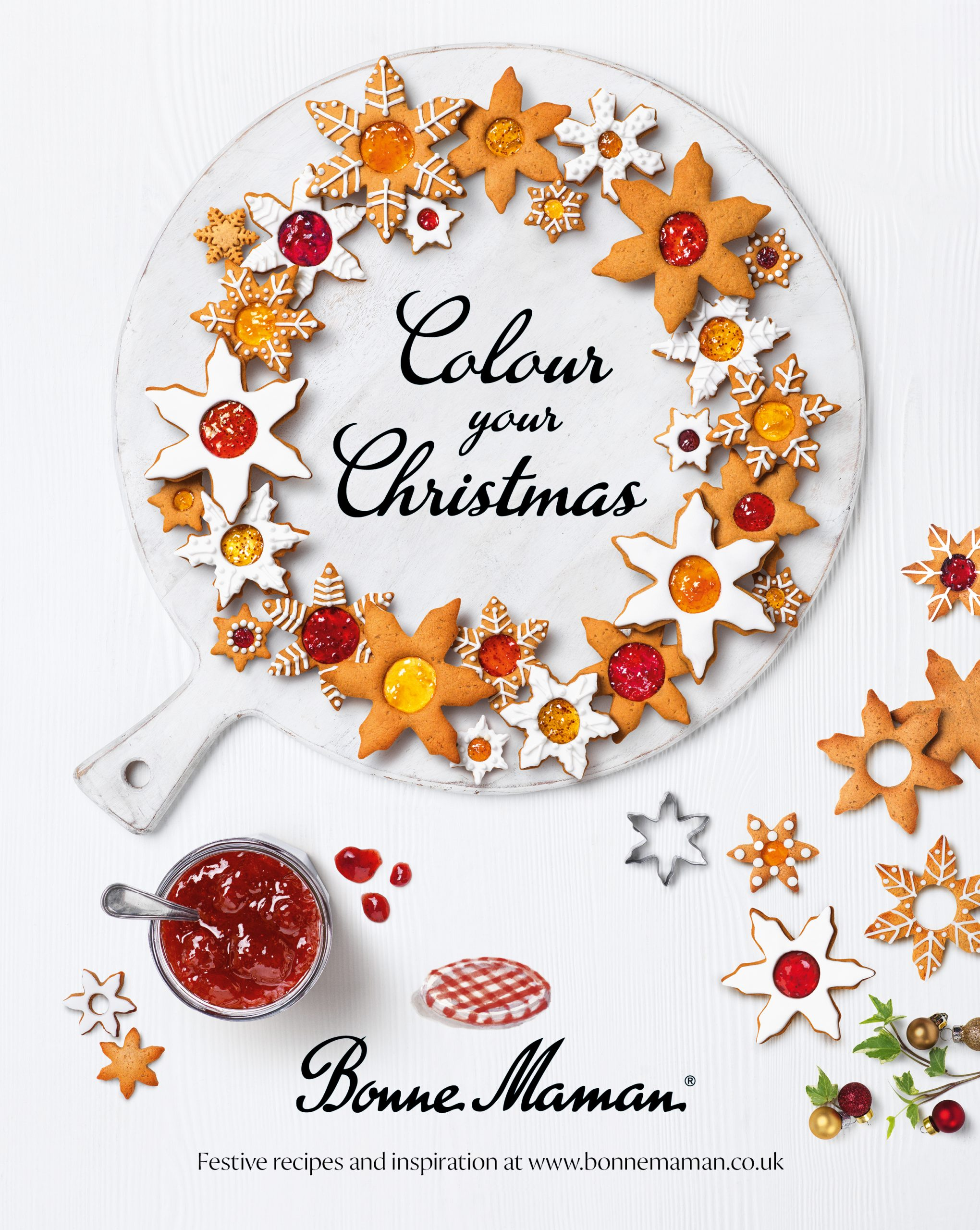 Colour Your Christmas